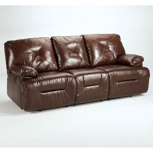 DuraBlend - Siena Reclining Sofa w/ Power