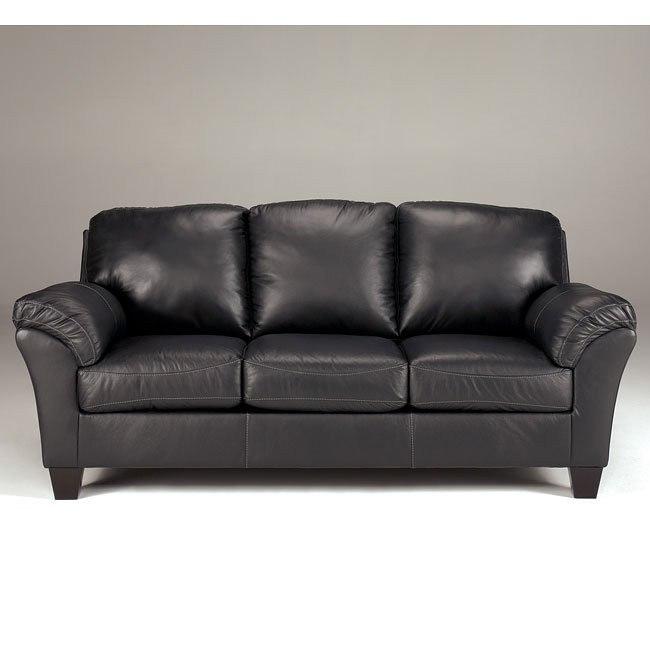 Rivergate - Black Sofa