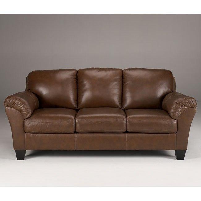 Rivergate - Brown Sofa