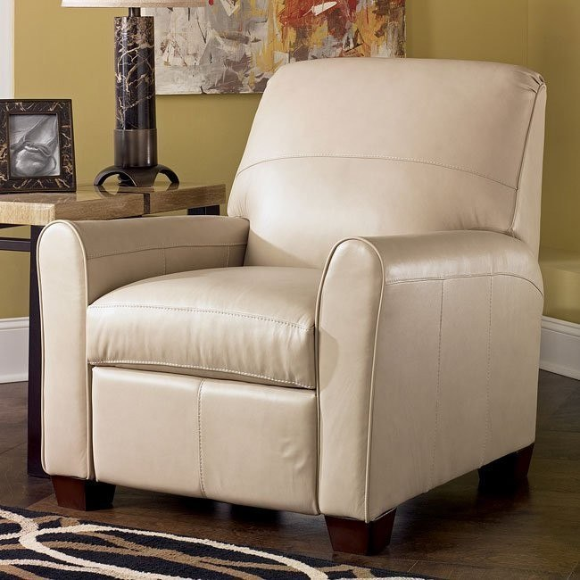 Rivergate - Stone Low Leg Recliner