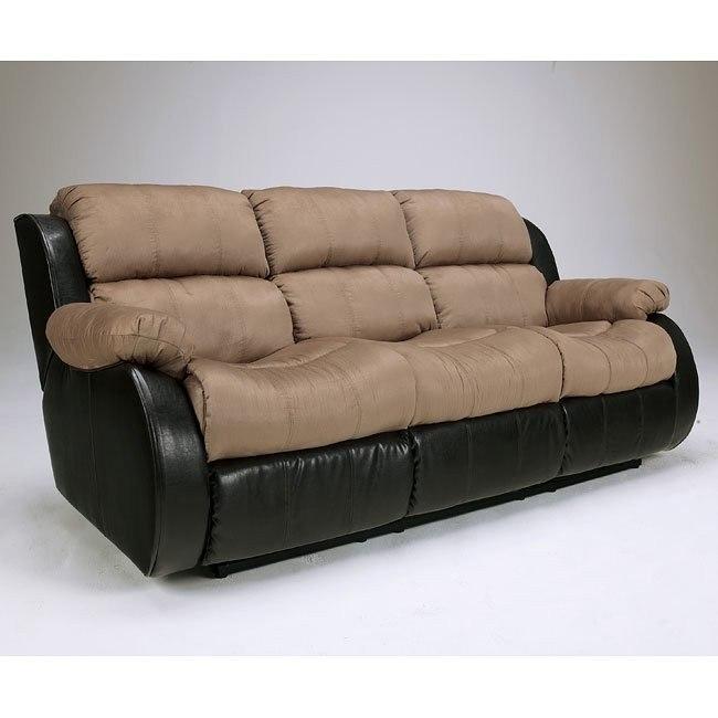 Presley - Cocoa Reclining Sofa