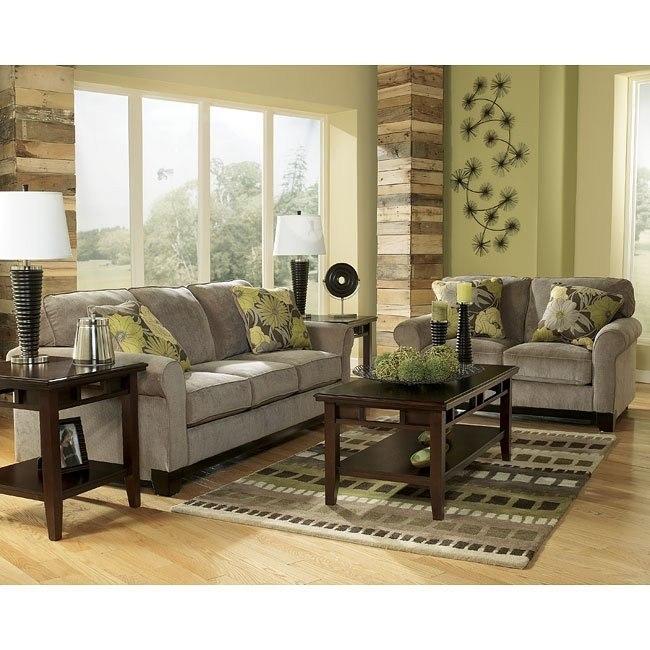 Riley - Slate Living Room Set