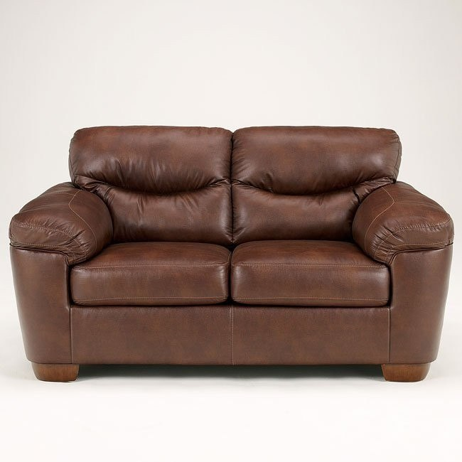 Phoenix - Redwood Loveseat
