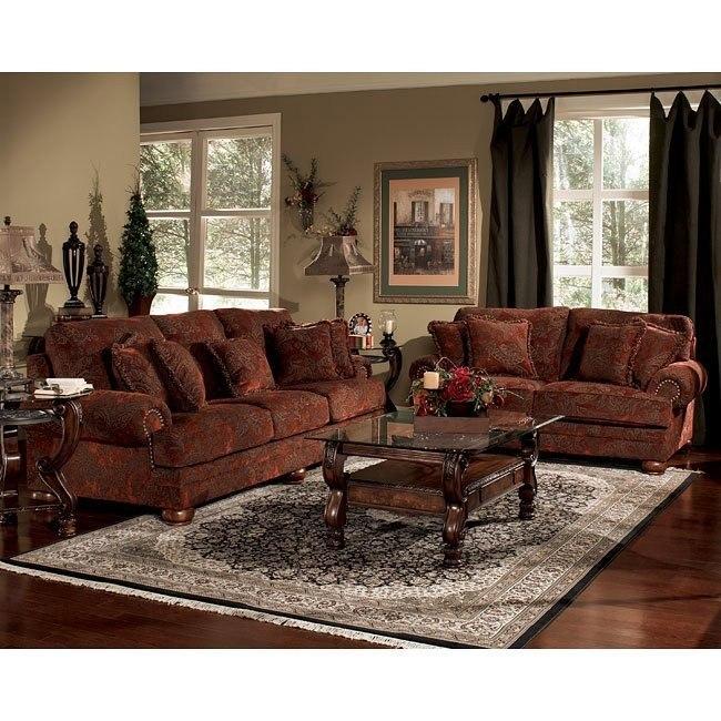 Burlington - Sienna Living Room Set