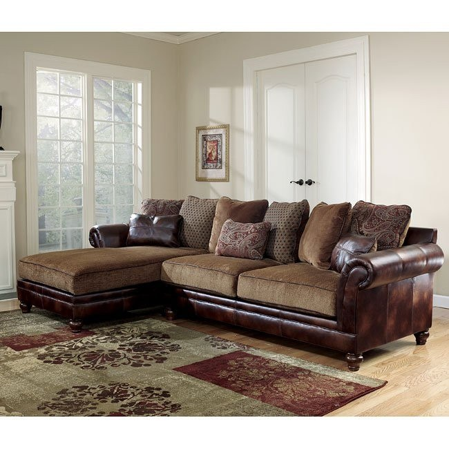 Hartwell - Canyon Left Facing Chaise Sectional