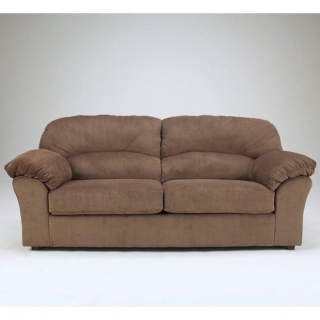 Macie - Brown Sofa