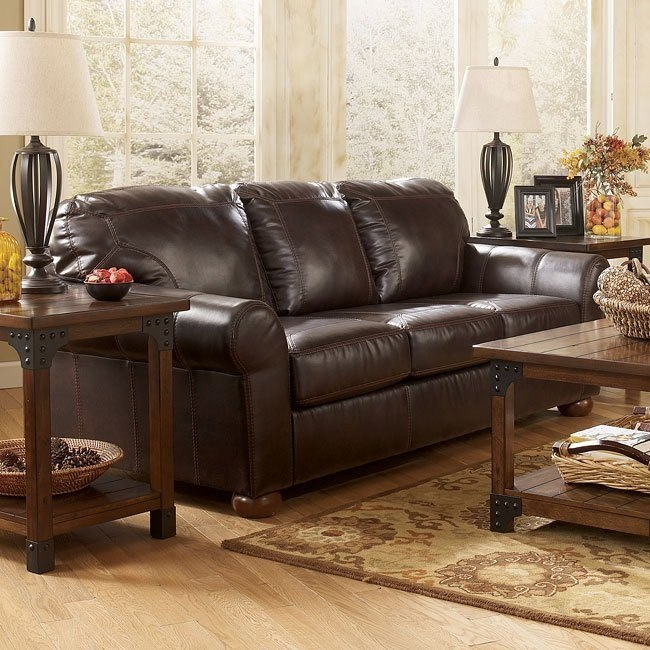 Cabot DuraBlend - Canyon Full Sofa Sleeper