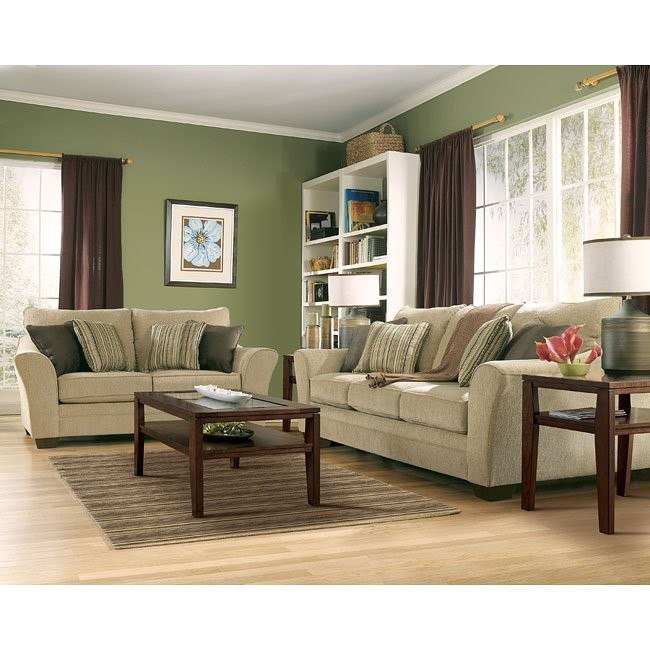 Lena Putty Living Room Set