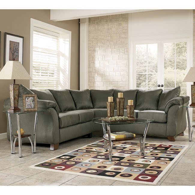 Durapella - Sage Sectional