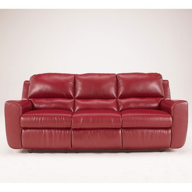 Ledger DuraBlend - Scarlett Reclining Sofa