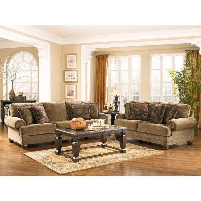 Stafford - Antique Living Room Set
