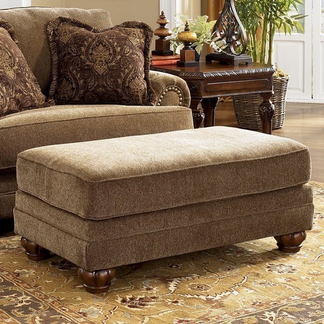 Stafford - Antique Ottoman