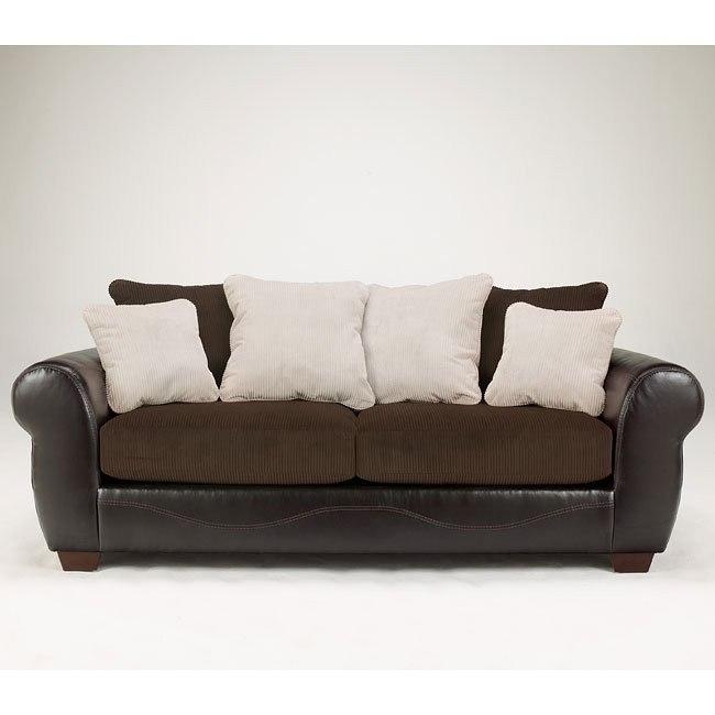 Voltage - Chocolate Sofa