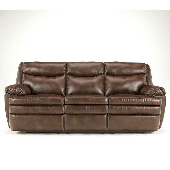 Slater DuraBlend - Sedona Reclining Sofa w/ Power