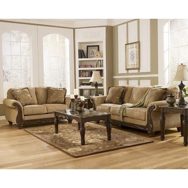 Cambridge - Amber Living Room Set
