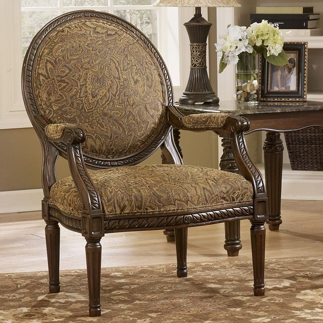 Cambridge - Amber Accent Chair