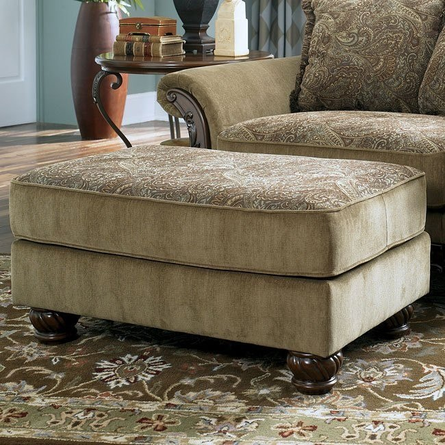 Millington - Meadow Ottoman