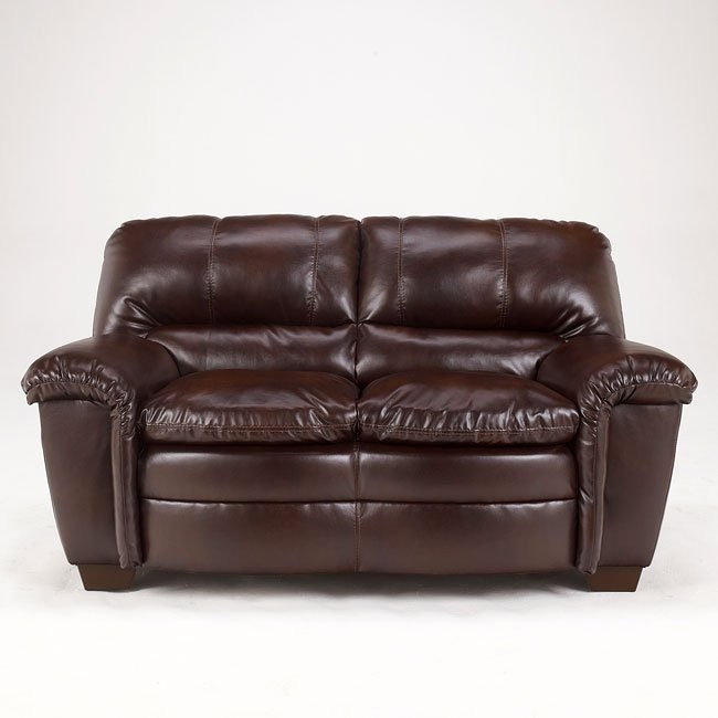 Premier DuraBlend - Redwood Loveseat