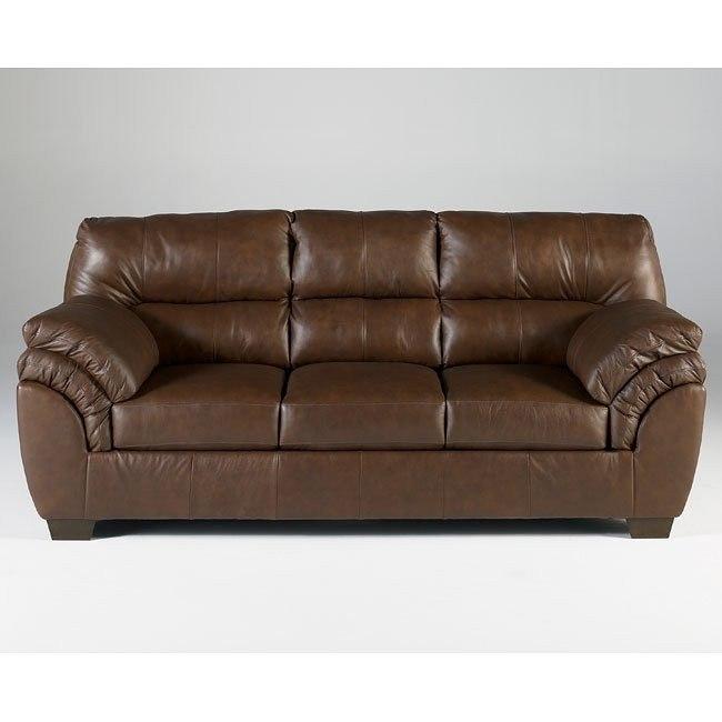 Warren - Brown Sofa