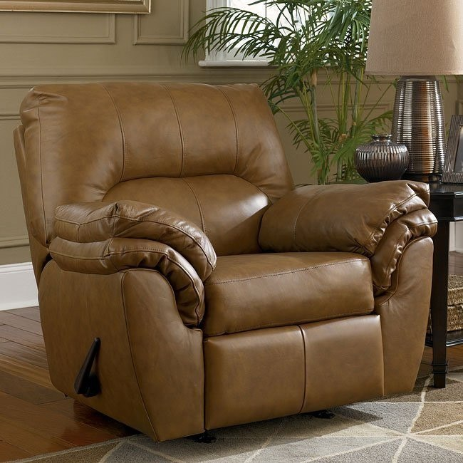 Warren - Nutmeg Rocker Recliner