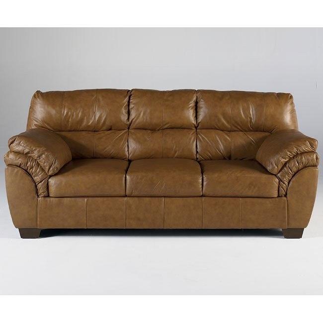 Warren - Nutmeg Sofa