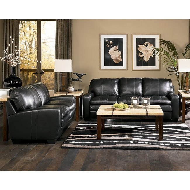 Novack - Onyx Living Room Set