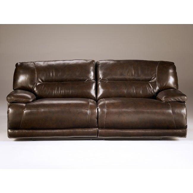 Exhilaration - Chocolate 2-Seat Reclining Sofa