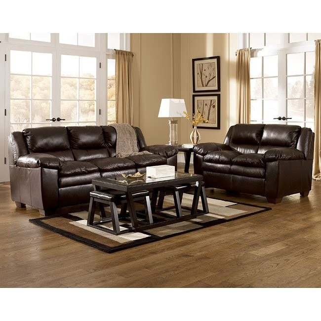 Ronan - Brown Living Room Set