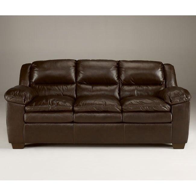 Ronan - Brown Sofa