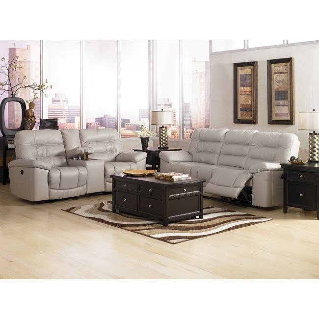 Climax - Iceberg Power Reclining Living Room Set
