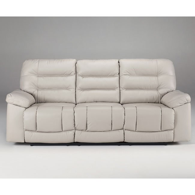 Climax - Iceberg Reclining Sofa w/ Power