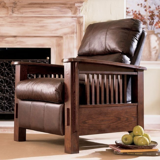 Monarch Valley - Harness High Leg Recliner