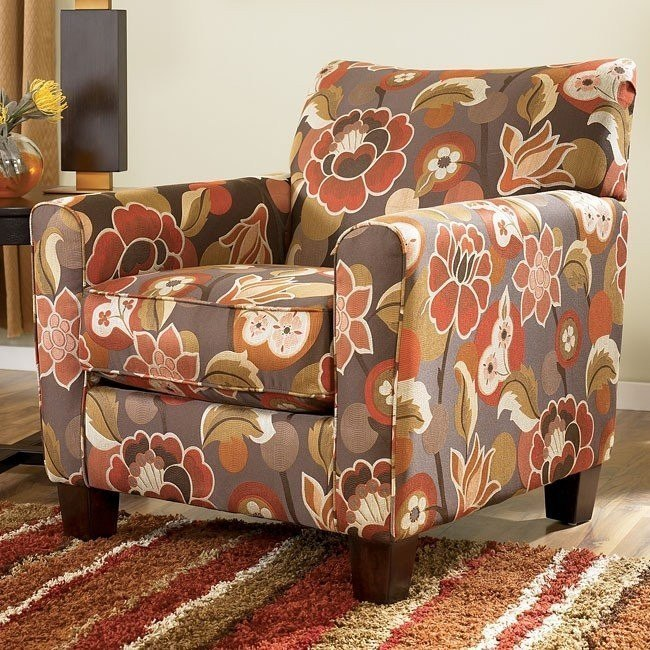 Darby - Spice Accent Chair