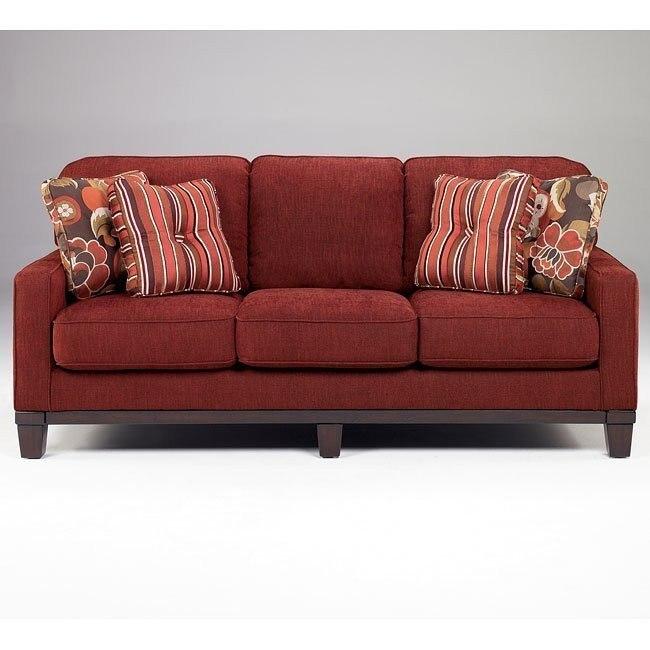 Darby - Spice Sofa