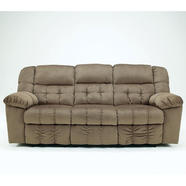 Lowell - Toffee Reclining Sofa