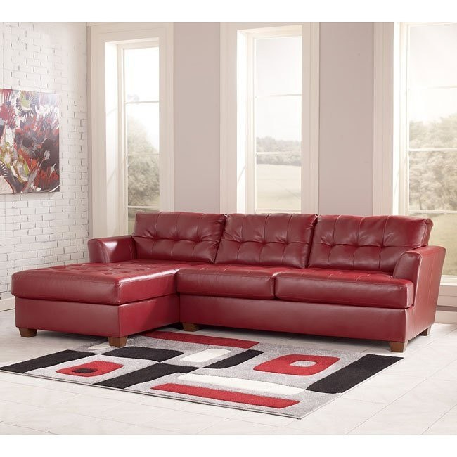 Dixon DuraBlend - Scarlett Sectional w/ Left Chaise
