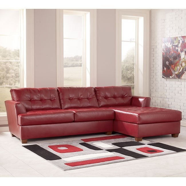 Dixon DuraBlend - Scarlett Sectional w/ Right Chaise