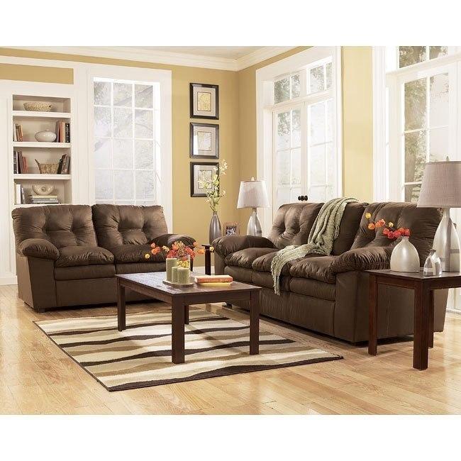 Mercer - Cafe Living Room Set