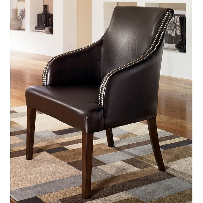 Entice - Mist Showood Accent Chair