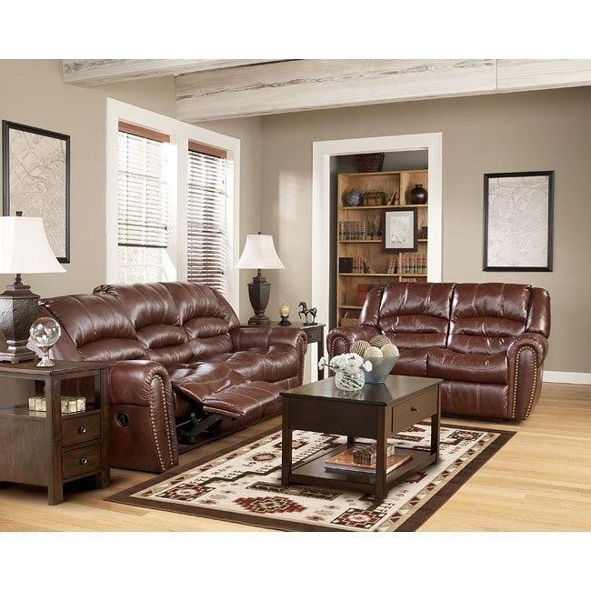 Wesley - Sienna Reclining Living Room Set