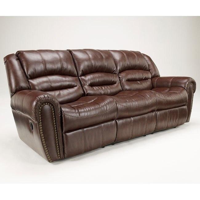 Wesley - Sienna Reclining Sofa