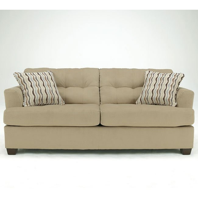Dallas - Khaki Sofa