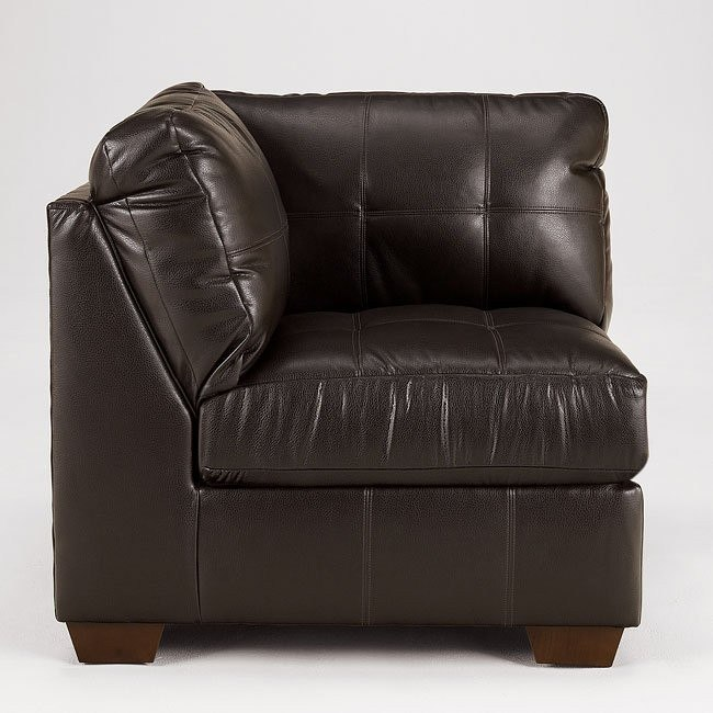 San Marco - Chocolate Corner Chair