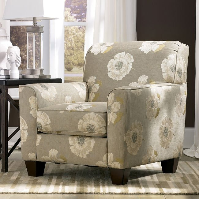 Pia - Linen Accent Chair