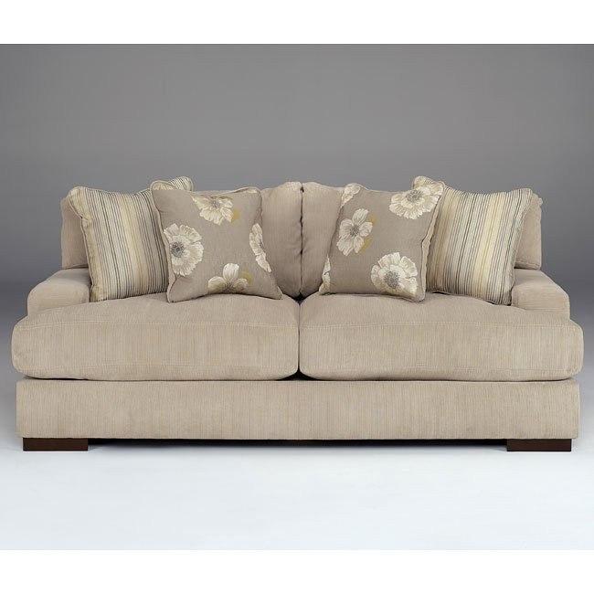 Pia - Linen Sofa