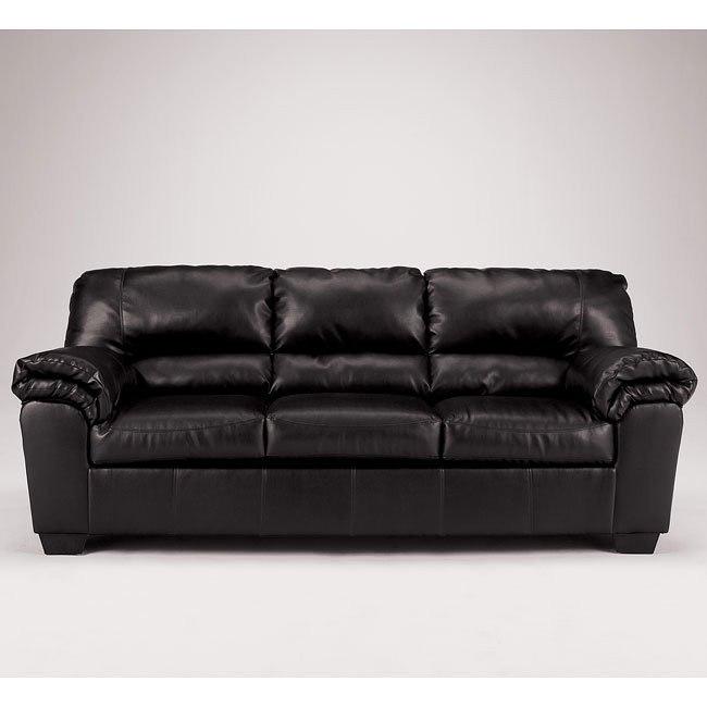 Commando - Black Sofa