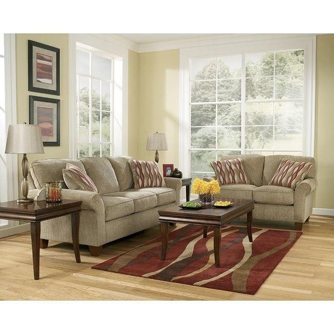 Newton - Pebble Living Room Set