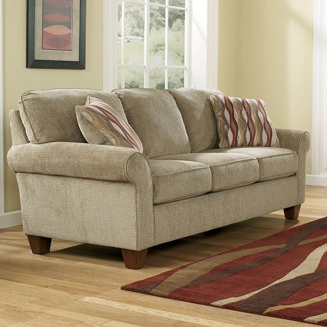 Newton - Pebble Queen Sofa Sleeper