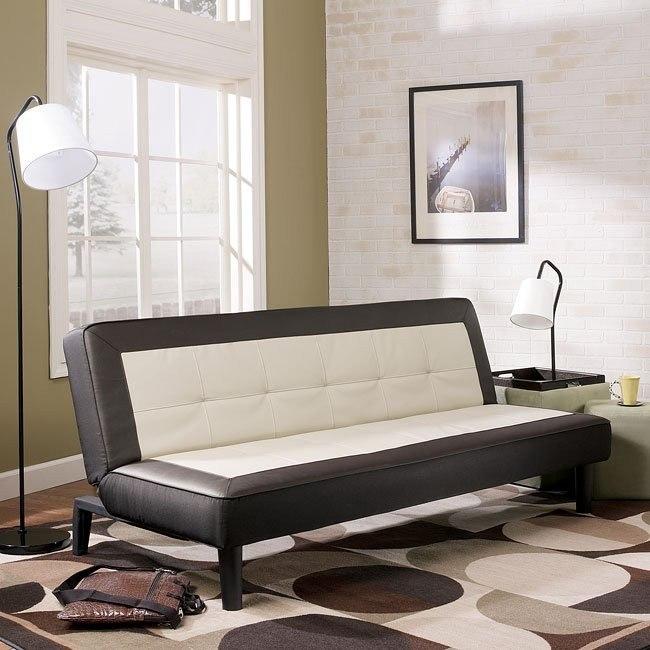 Ian - Tuxedo Flip Flop Sofa