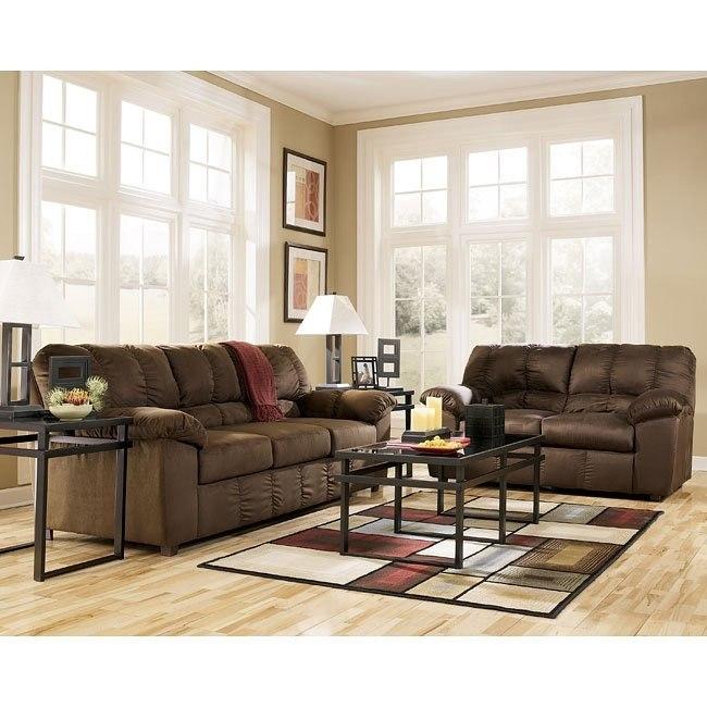 Dominator - Cafe Living Room Set